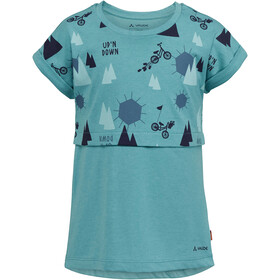 VAUDE Tammar III T-Shirt Girls, lake